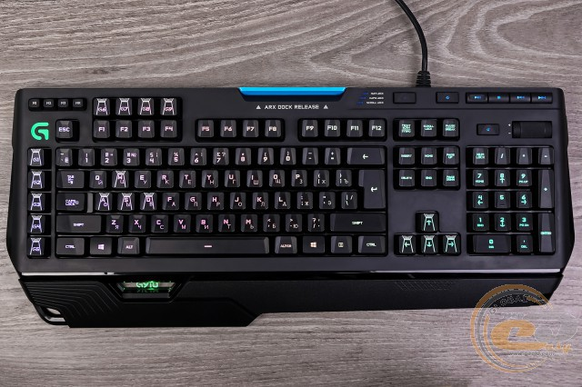 gaming keyboard logitech g910 orion spark review and testing page 1. Black Bedroom Furniture Sets. Home Design Ideas