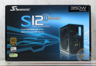 Seasonic S12II-350 Bronze Bronze (Seasonic SSR-350ST)