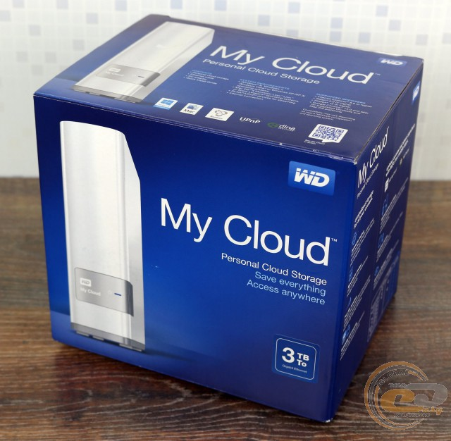 WD My Cloud (WDBCTL0030HWT)