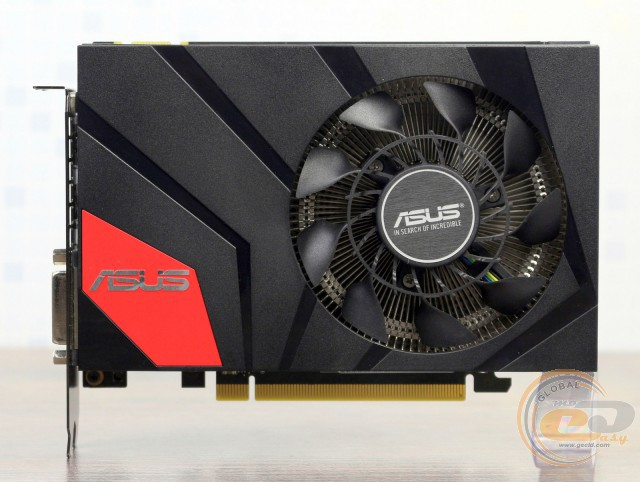 ASUS GeForce GTX 960 Mini OC (GTX960-MOC-2GD5)