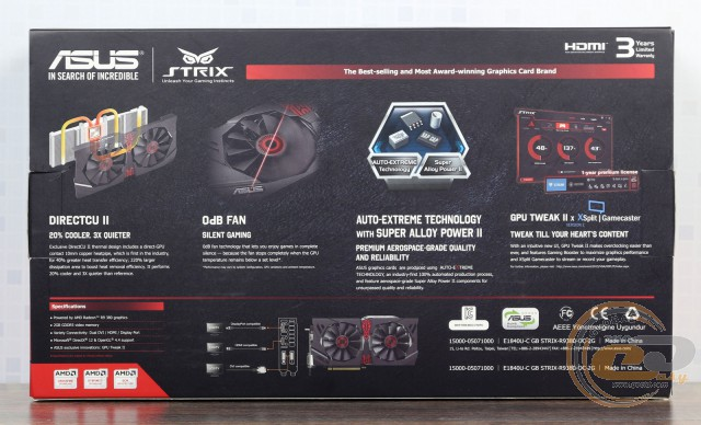ASUS STRIX R9 380 (STRIX-R9380-DC2OC-2GD5-GAMING)