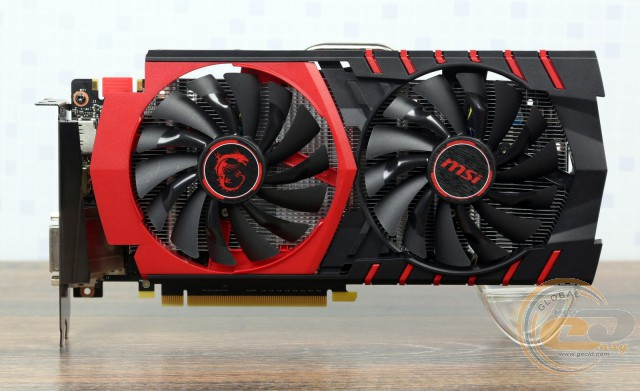 MSI GeForce GTX 950 GAMING 2G