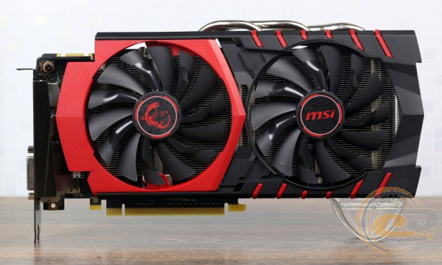 MSI GeForce GTX 960 GAMING 4G